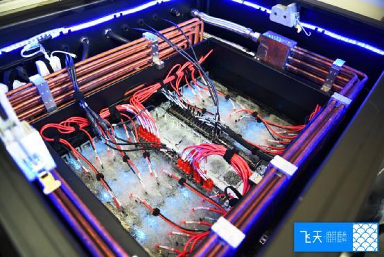 能源利用率逼近理论极限 阿里巴巴展示液冷黑科技