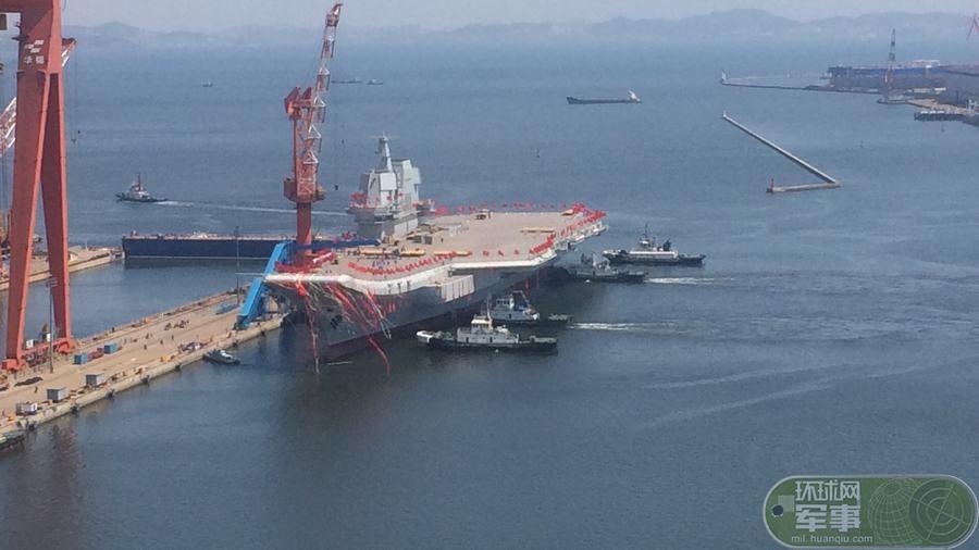 六点敏感问题帮你了解中国首艘国产航母