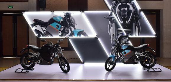 小众而够酷:SOCO电动车对复古文化的一次文艺复兴