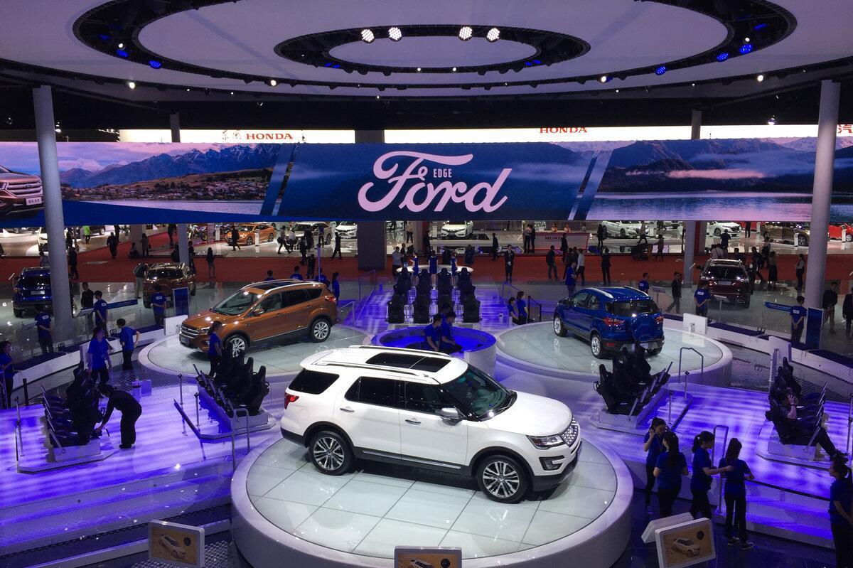 美媒:中国鼓励生产和购买电动车 助力减少空气