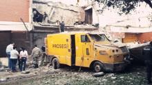 巴西黑帮抢劫巴拉圭金库 装备堪比军队