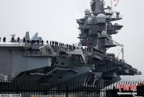 真来了!美航母战斗群抵韩 朝鲜半岛变局再现?