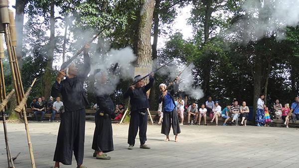 """""""五一""""假期 从江县部分旅游景点免费开放"""