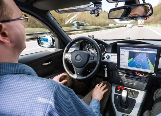 中国2025年高度自动驾驶汽车进入市场