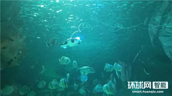 臻迪发布水下机器人PowerRay小海鳐 售9988元起