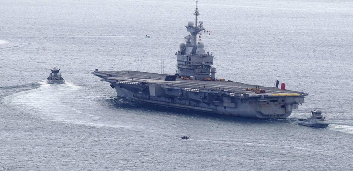 """中国新航母""""江湖地位""""如何?或难敌法军核航母"""