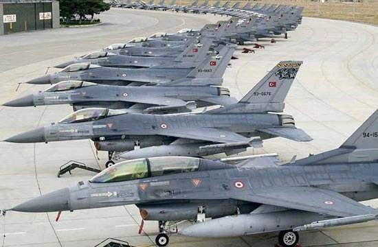 土空袭库尔德武装杠上西方 没提前向美国请示
