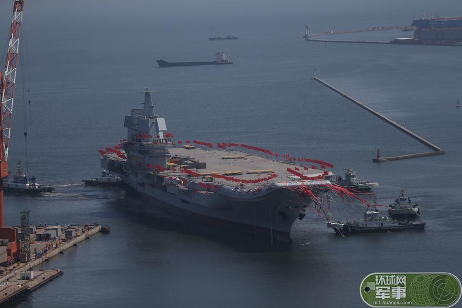 中国未来需要几艘航母?专家:大国至少需要3艘