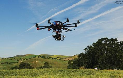 美国民用无人机