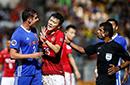 东方总监指责恒大两球员动手打人 向亚足联投诉