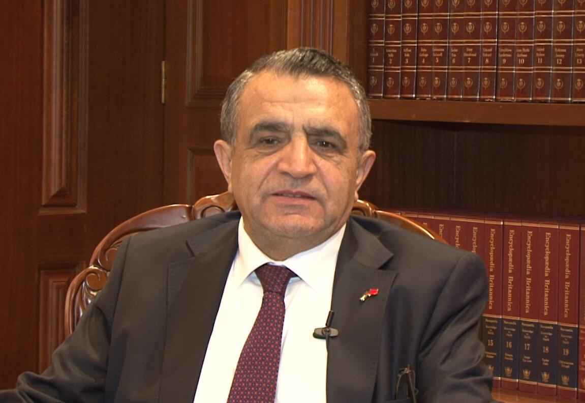 约旦贾马勒·达穆尔:中东国家是一带一路重要的战略合作伙伴