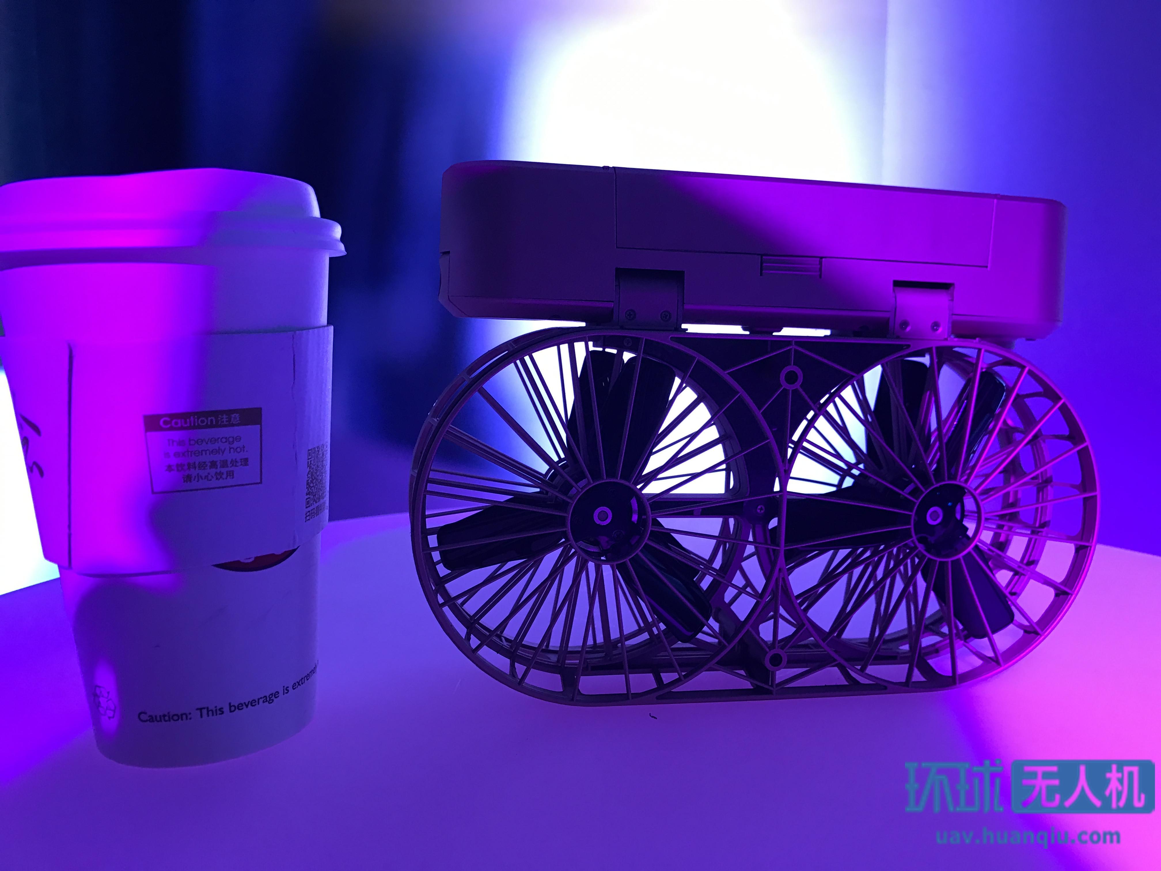 让科技融入生活,星图智控新品时光无人机发布