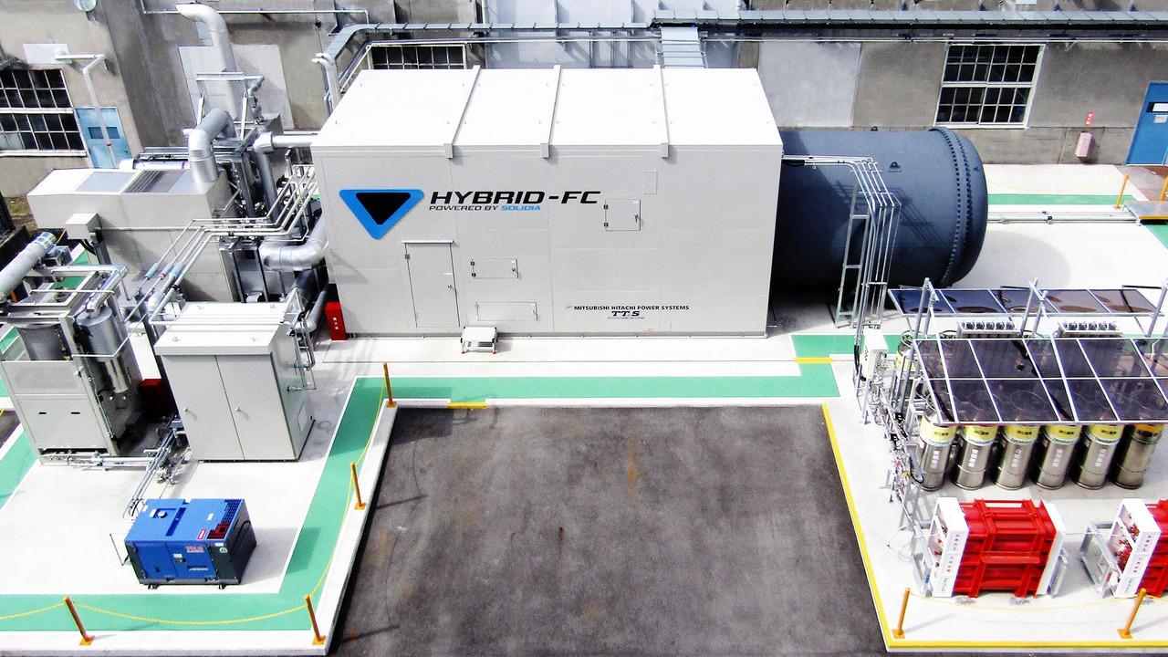 丰田首创天然气燃料电池 在日本进行测试