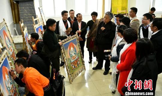 海外记者:希望藏文化能够传播到全球