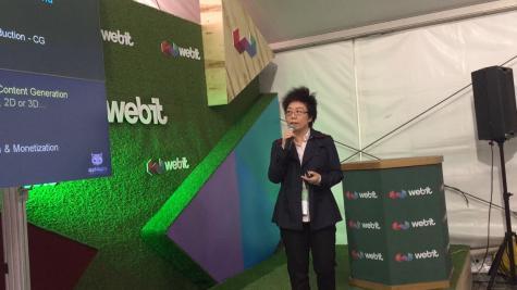 appMagics入围WEBIT欧洲创新创业峰会