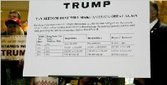 美政府公布大规模税收改革计划