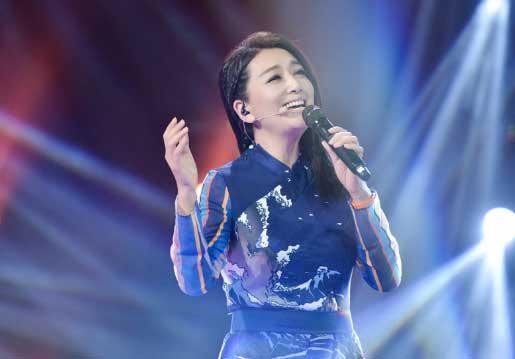 《跨界歌王》江珊为热爱而歌音乐始终在我生命中