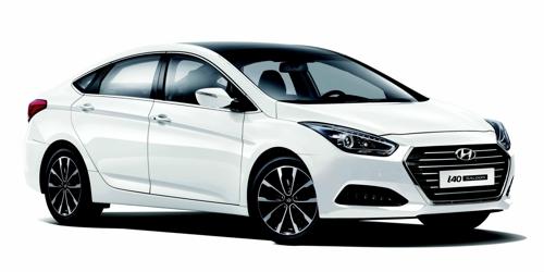 现代i40轿车/旅行版在韩降价 刺激销量