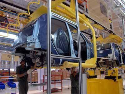 出口拉动 英国一季度汽车产量创17年来新高