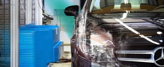 戴姆勒借助X射线技术 提高汽车被动安全性