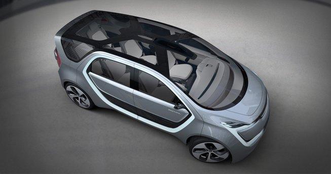 FCA:克莱斯勒Portal概念车两年内投产
