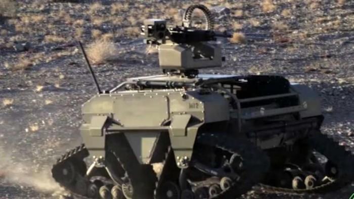 """美国海军陆战队将部署机器人和""""超级潜艇"""""""
