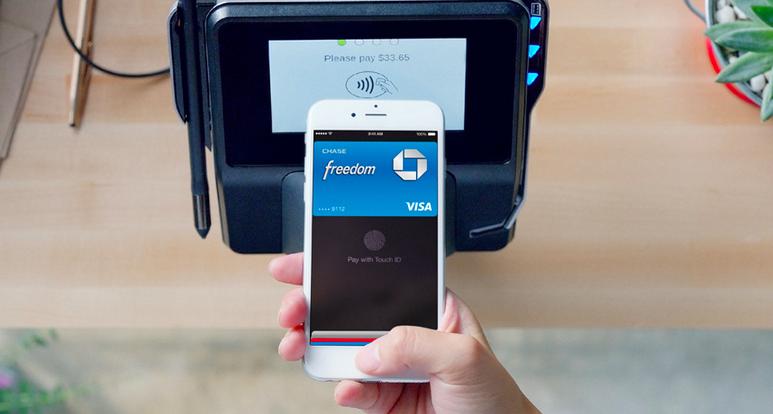 Apple Pay下一步:iPhone用户能用手机相互转账