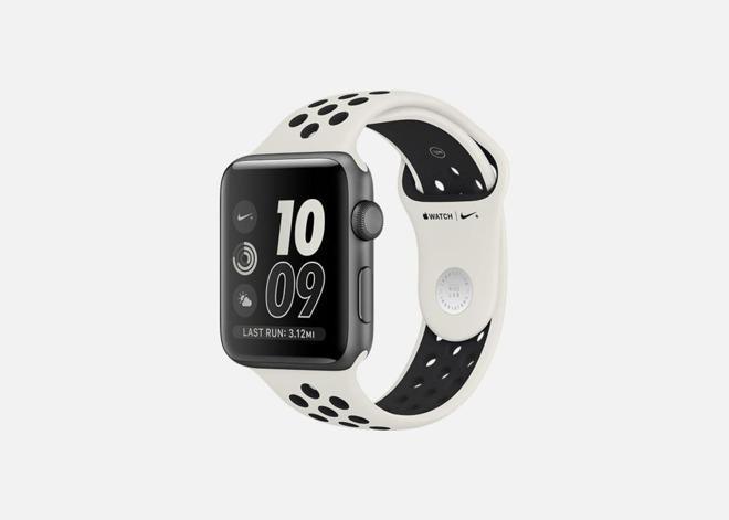 全新Apple Watch NikeLab开售:369美元起