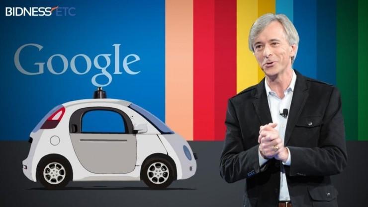 Waymo CEO:我们要用自动驾驶改变通勤方式