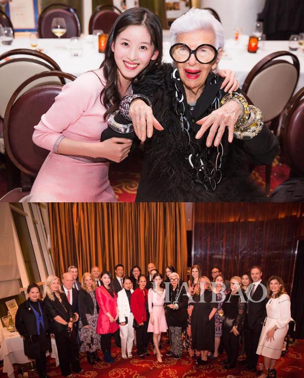 奶茶妹妹章泽天纽约宴请美国半个时尚圈 当妈后的刘夫人这么粉?美肌彩妆