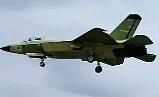 FC31战机重大改进型再度试飞