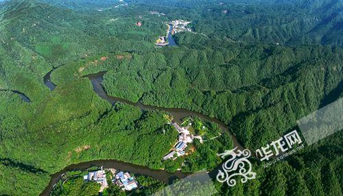 重庆江津全力打造山水型休闲旅游度假区