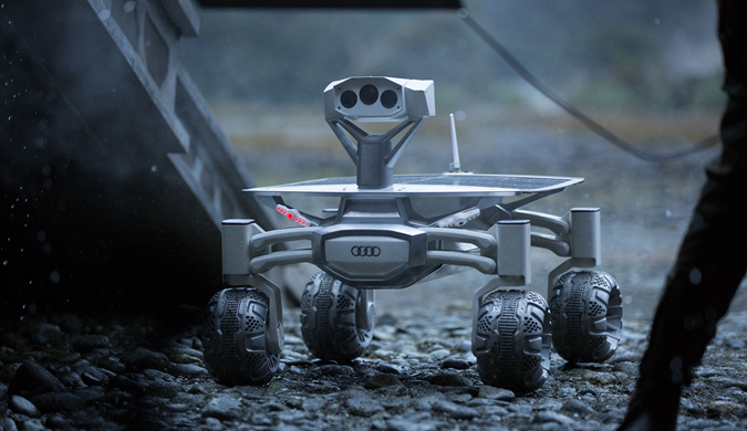 奥迪月球车将在电影《异形:契约》中亮相