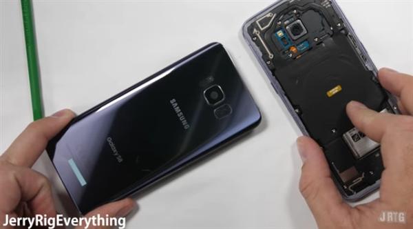 透明手机内部结构图片