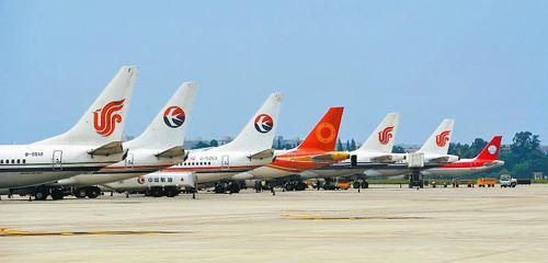 美媒:中国航空公司成全球玩家 但落后美国同行