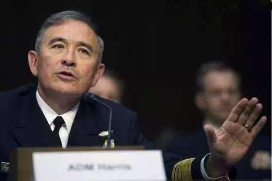 美日裔上将:美军需要更多武器和潜艇对抗中国