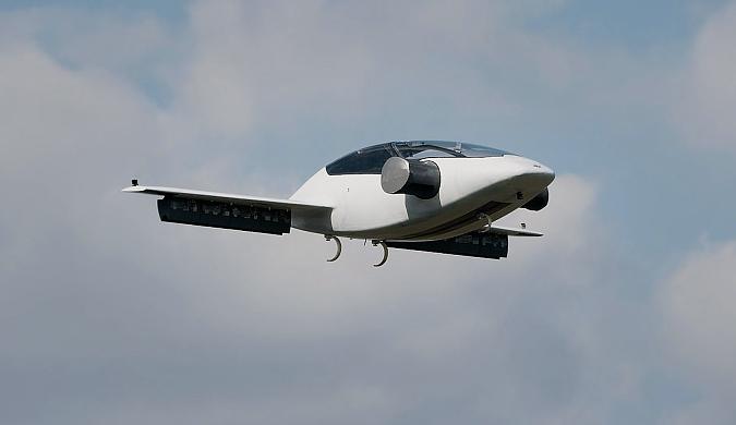德国:纯电动垂直升降飞机试飞 最高时速300公里