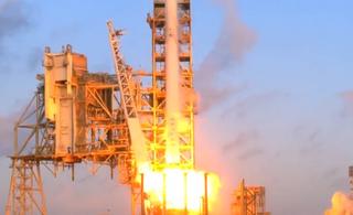 SpaceX发射美军最先进间谍卫星