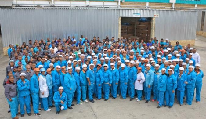 海信南非开普敦工厂 感受中国制造的魅力