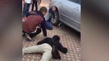 女童不幸遭车碾压身亡