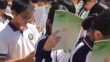 衡水中学高考生拼命备战高考