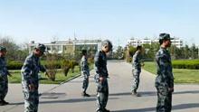 中国空军活力演绎《seve》舞