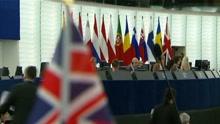 """欧盟提""""离婚条件"""" 英国大呼""""苛刻"""""""