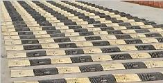 """几十米路装近百条减速带 被称""""搓衣板路"""""""