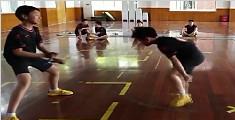 小学生跳绳持平世界纪录 双脚似装马达