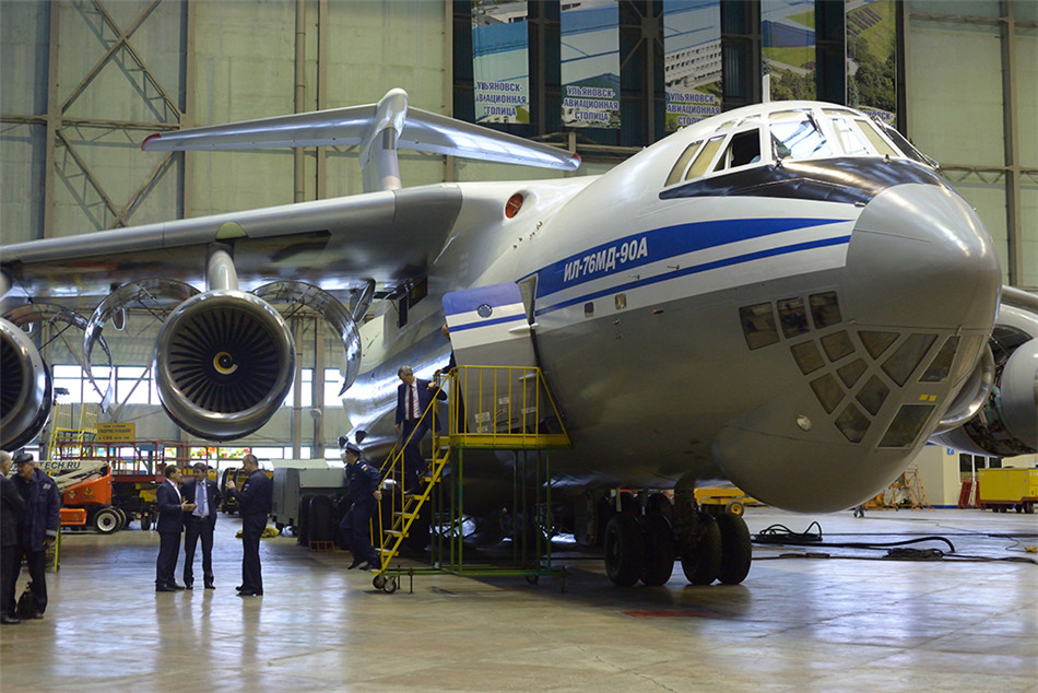 俄军方披露新一代预警机 号称性能优于国外产品