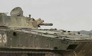 04A装甲车备战国际军事竞赛