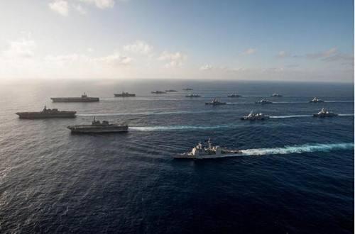 外媒:澳跟中国走太近让印不满 参与军演或受阻
