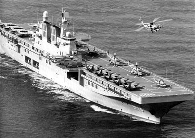 专家:中国新一代两栖舰规模与美军黄蜂级相当