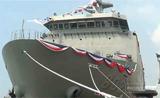 印尼向菲律宾交付第二艘坞登